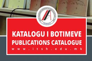 Katalogu i botimeve ITSHKSH